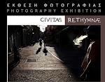 "PHOTOGRAPHY EXHIBITION ""CIVITAS RETHYMNAE"""