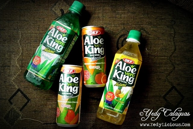 OFK Aloe Vera King Juice, Healthy Drinks with Health Benefits