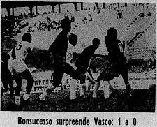 Placar Histórico: 05/03/1975.