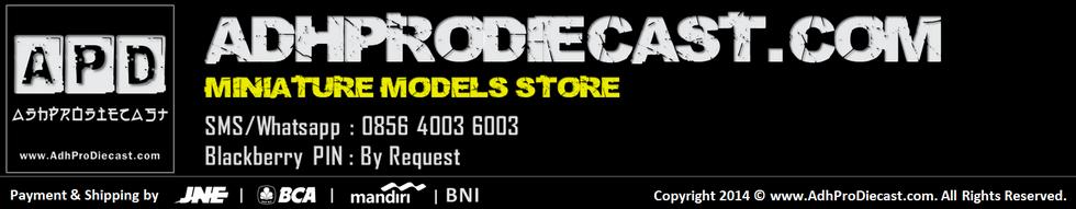 AdhProDiecast (Pusat Miniatur Mobil)