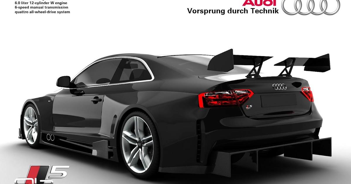 All Cars New Zealand Audi Ab5 2013 Black Concept