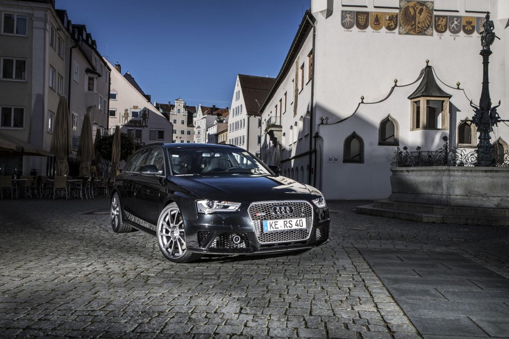 Audi RS4 Avant by ABT Sportsline