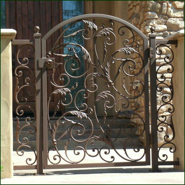 Wrought Iron Gates And Steel Barriers: WROUGHTIRONCONTRACTORS.COM