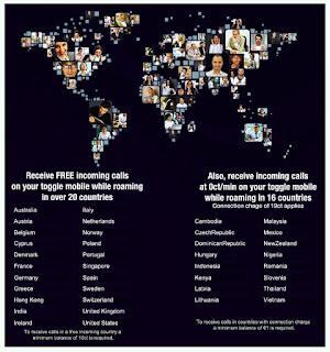 Recibir llamadas en el extranjero gratis