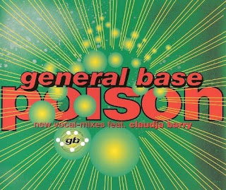 General Base - Poison (Single + Remix) 1993 FLAC