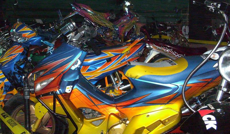 Body Custom (Honda Kirana) title=