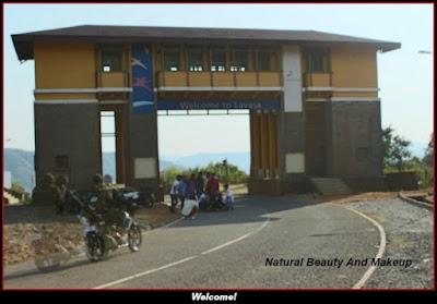 Lavasa City Entrance