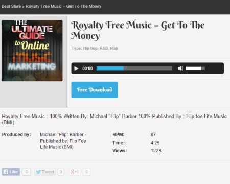 Free-Mp3-Instrumentals