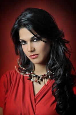 Miss Mundo Ecuador 2011 Maria Veronica Vargas