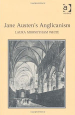 New Publication About JANE AUSTEN'S ANGLICANISM