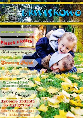 Urwiskowo - pażdziernik 2012