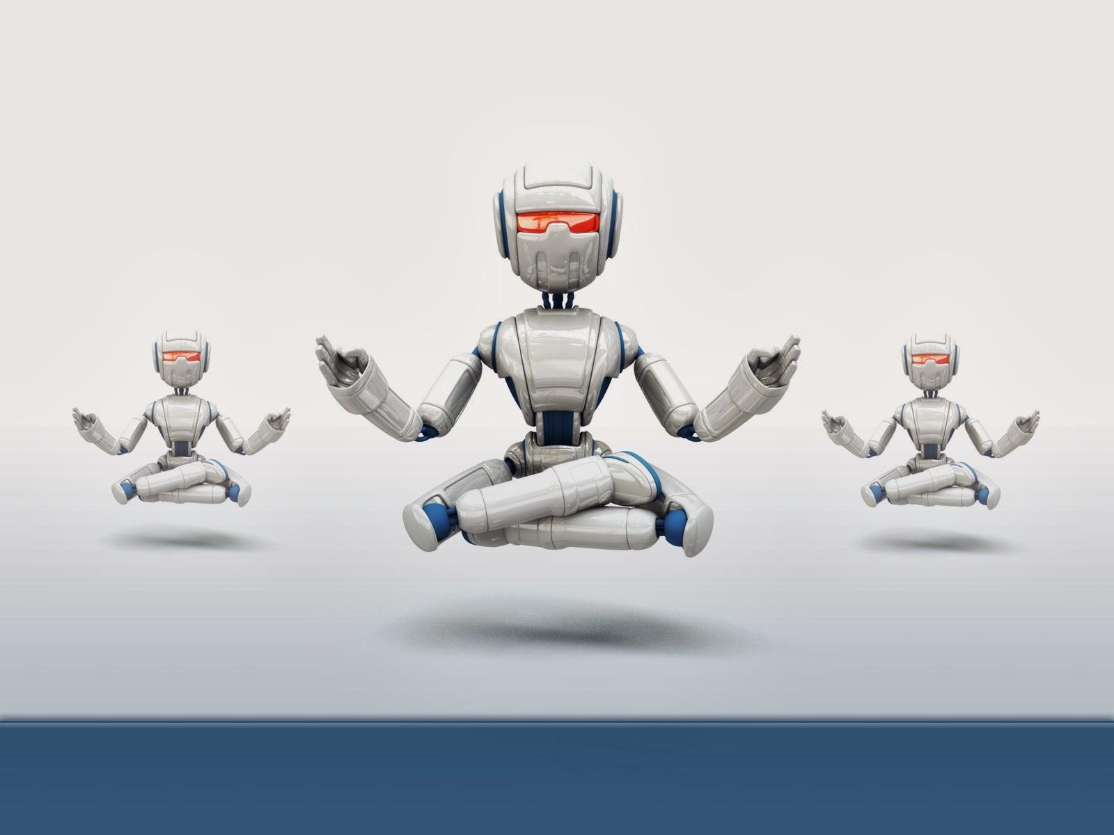 Robots hd wallpaper hd wallpapers blog - Robot wallpaper 3d ...
