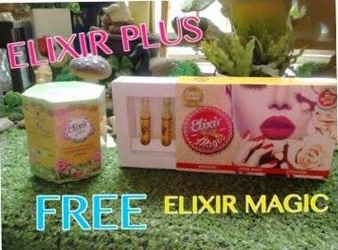 Gluta Elixir Plus