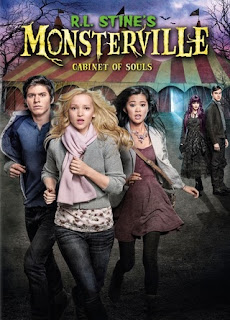 R.L. Stine's Monsterville: The Cabinet of Souls – Legendado