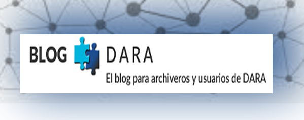 DARA Blog DARA documentos y archivos de Aragón