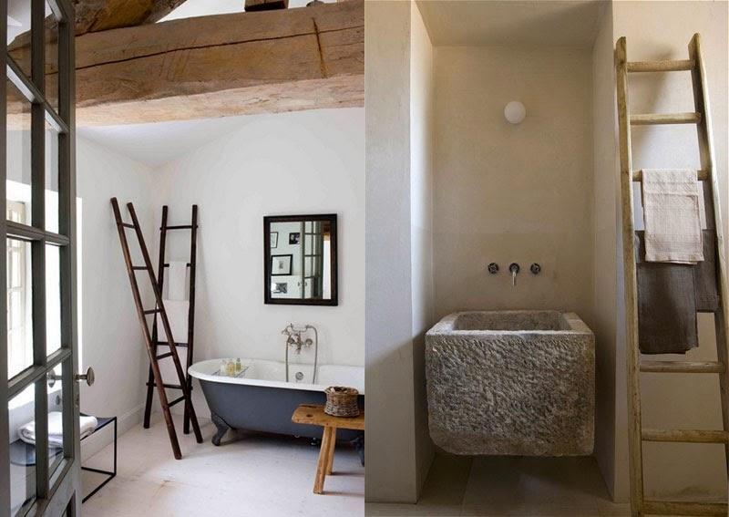Escaleras viejas para decorar ideas creativas que - Ideas creativas para decorar ...