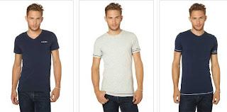 camisetas hombres