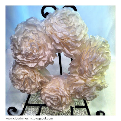 coffee-filter-flower-white-rose-wreath