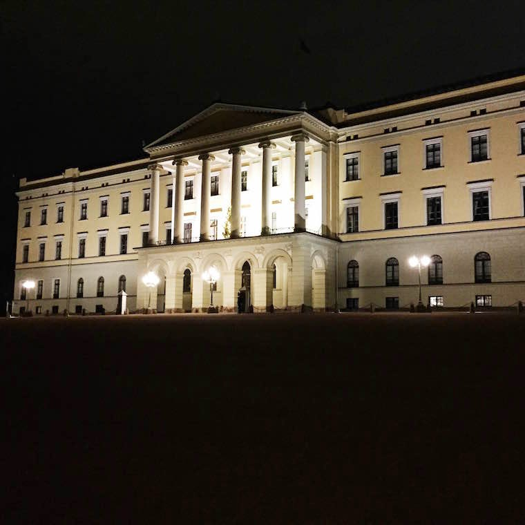 Norwegian King's Palace, downtown Oslo, Oslo City Center, Oslo City Centre, Oslo, Norway, what to do in Oslo, Oslo attractions, attractions in Oslo