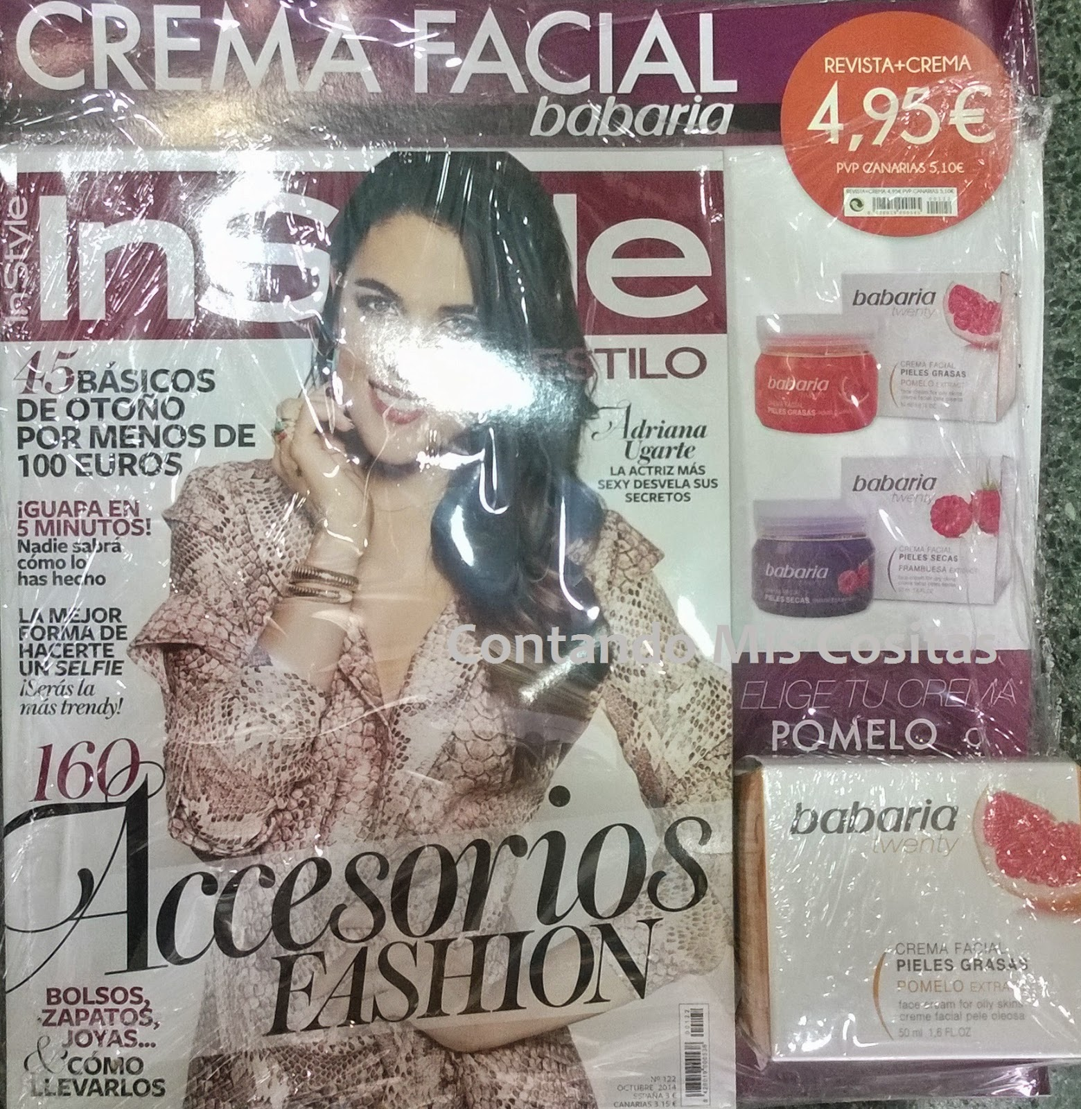 babaria instyle octubre 2014