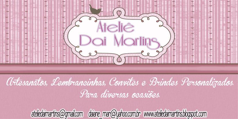 Ateliê Dai Martins - Lembrancinhas Personalizadas em Curitiba