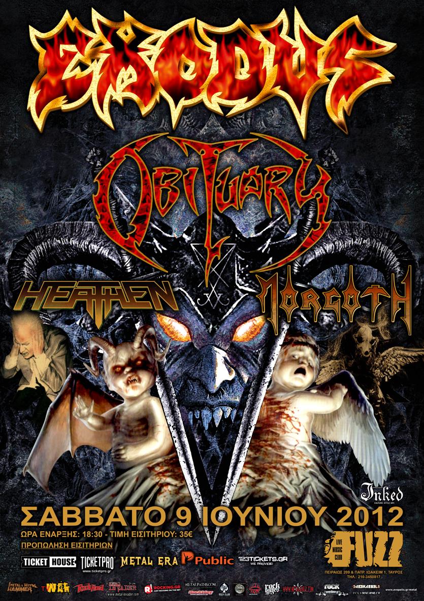 Morgoth Band ClinicMorgoth Band