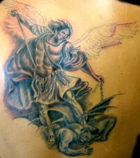 Fotos de Tattoos de Anjos
