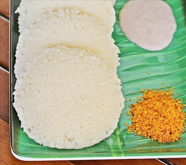 Soft idli recipe using idli rava