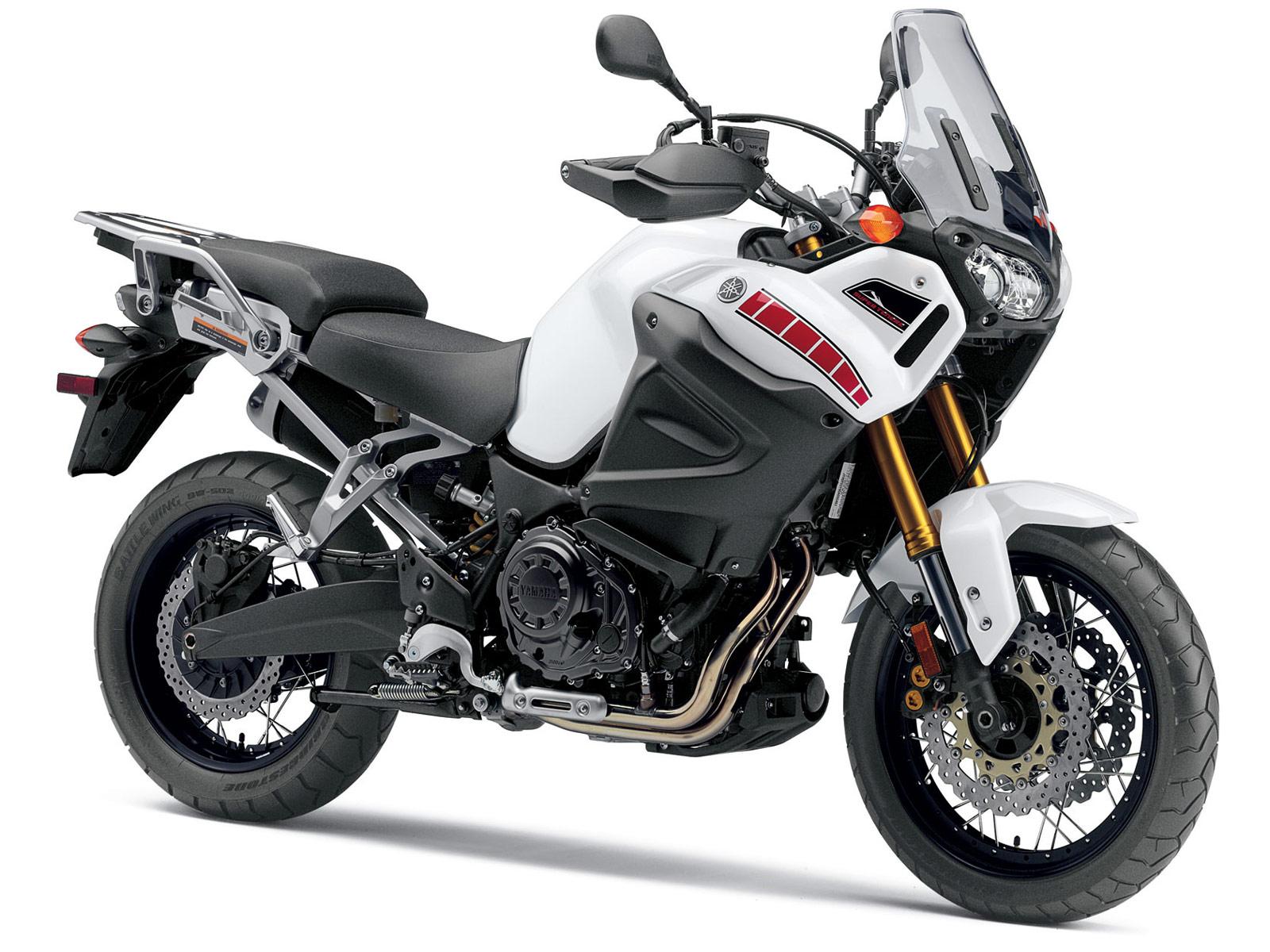 Yamaha Super Tenere Seat Height