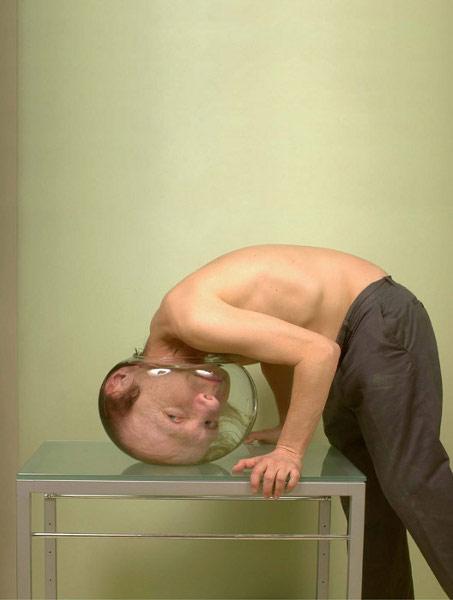 robert gligorov foto manipulações surreais