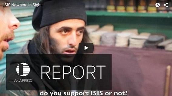 Warga Aleppo: TIDAK ADA ISIS DISINI!!