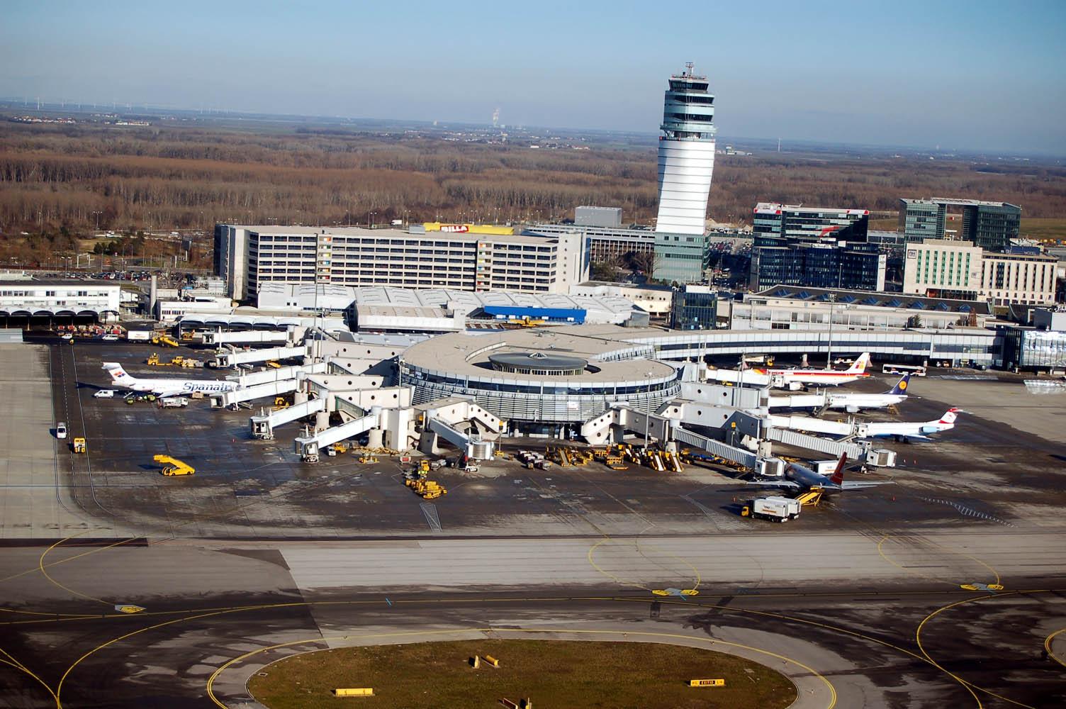 Aeroporto Vienna : Of austrianzimmers flying to austria vienna