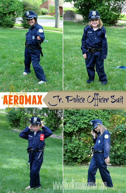 Aeromax Jr Police Officer