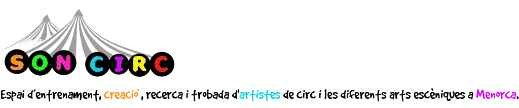 SonCirc - L'espai de Circ de Menorca