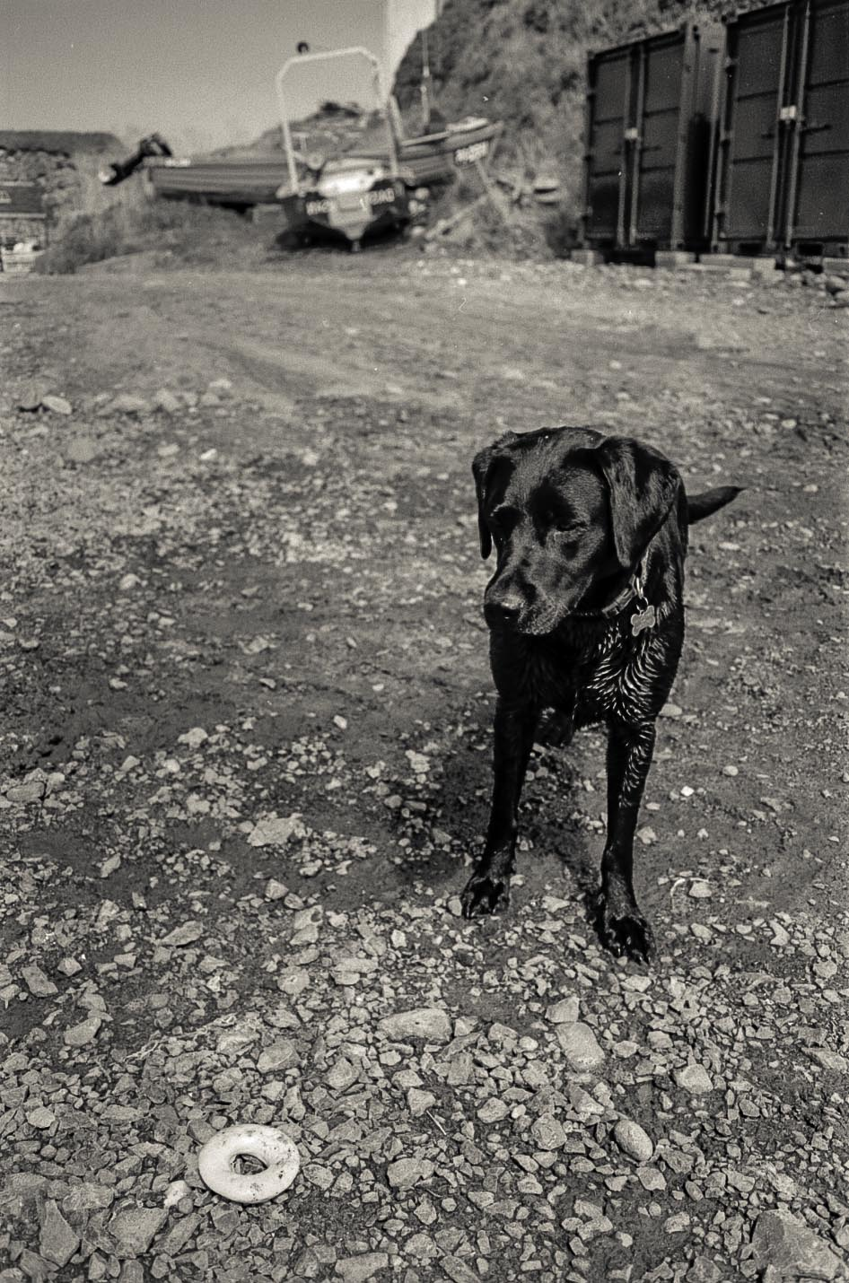 www.theonlinedarkroom.com, silver gelatin, analogue, analog, film, fishtown of usan, mamiya press, 65mm sekor, hp5, perceptol, Adox cha 100 ii, spur hrx