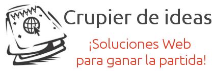 Crupierdeideas | Web, App e Informática | Occidente de Asturias