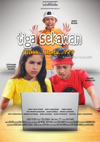 Download Film Tiga Sekawan: Iiih… Hantu…??? (2013)