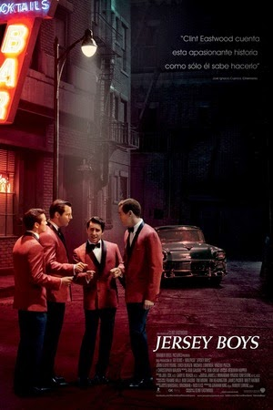 Poster Jersey Boys 2014