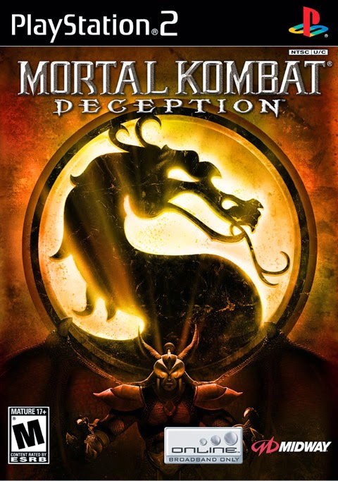 www.juegosparaplaystation.com Mortal Kombat: Deception Ps2 Iso Ntsc