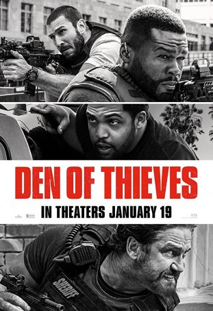Den of Thieves (2018) ταινιες online seires oipeirates greek subs
