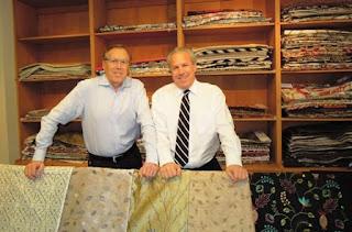 embroideries, fabrics, converter, wesco fabrics, trends, pillows, heimtextil