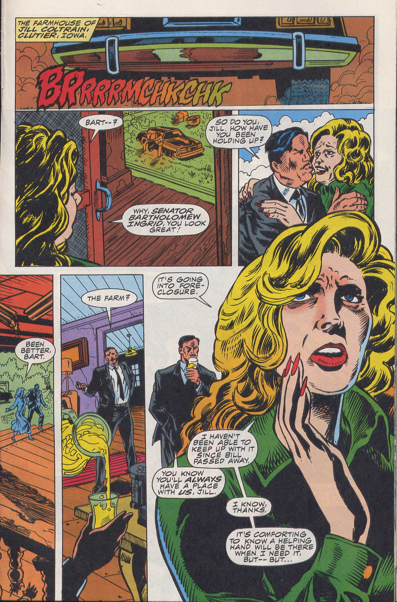 Captain America (1968) Issue #420b #370 - English 9