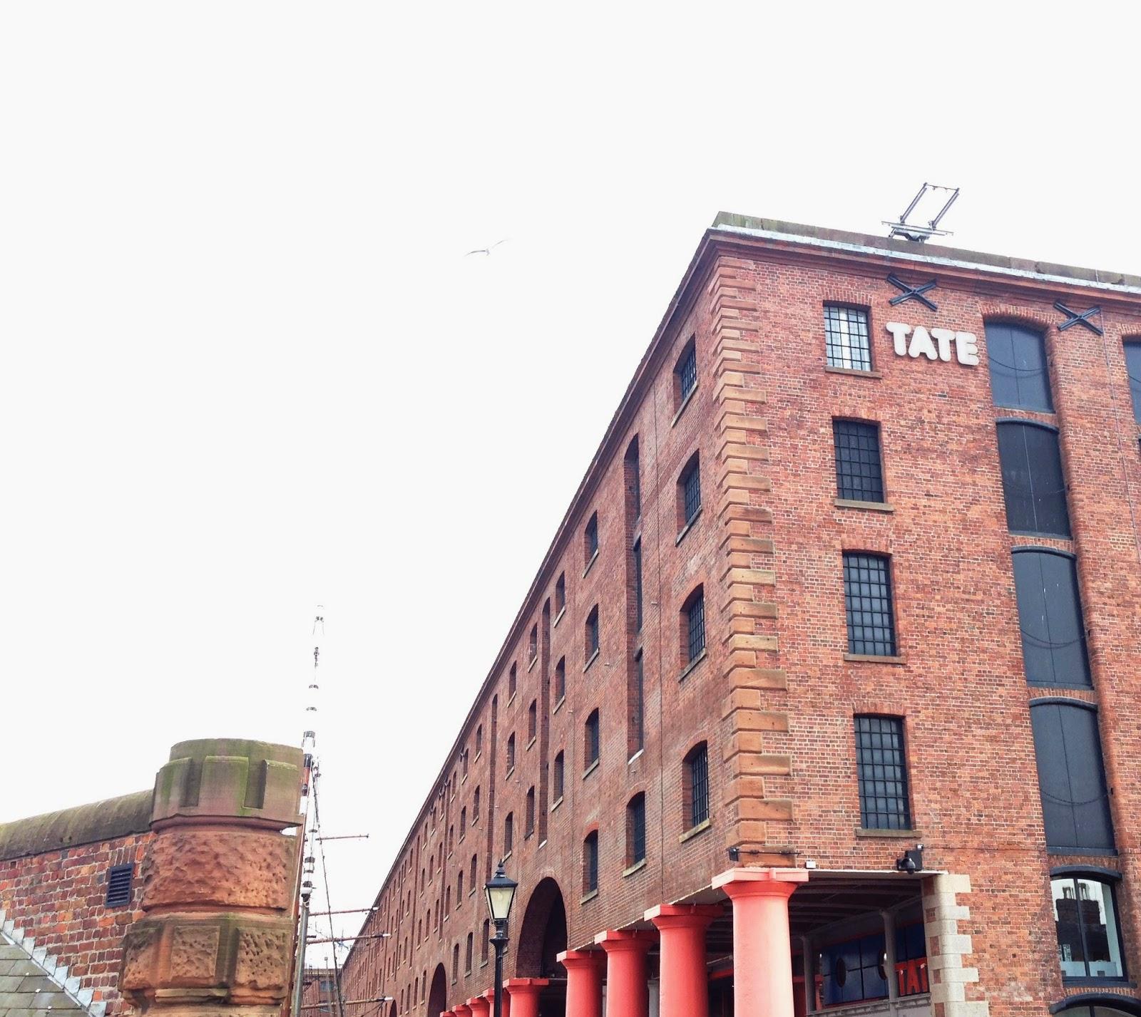 TATE Liverpool Albert Dock