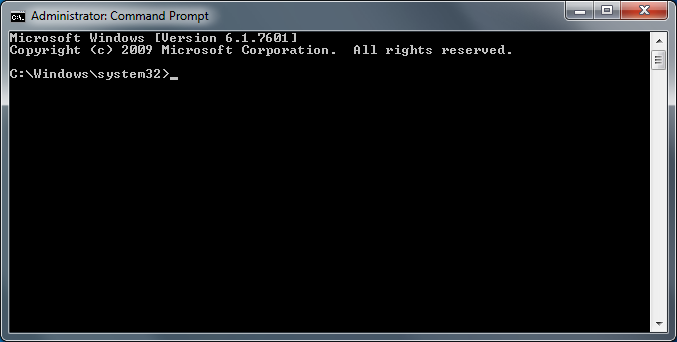 Run Programs From Command Prompt Xp