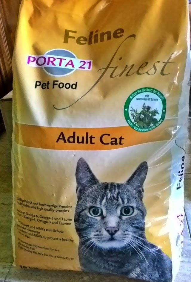 Novedades Favoritos Y Demás Pienso Para Gatos Porta - Porta 21