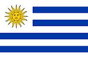 . al oeste con Argentina (provincias de Entre Ríos y Corrientes), . px flag of uruguay svg