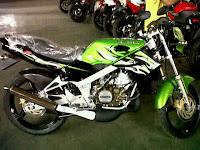 Ninja 150L Lime green