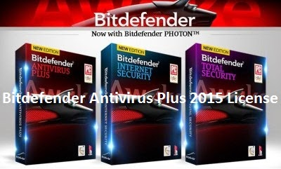 Bitdefender Antivirus Plus 2015 License Key Patch Portable Crack