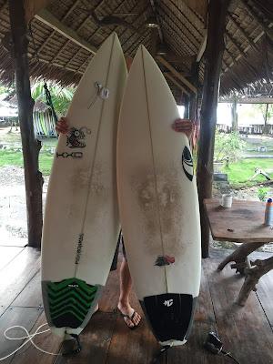 Mentawi despedida pranchas