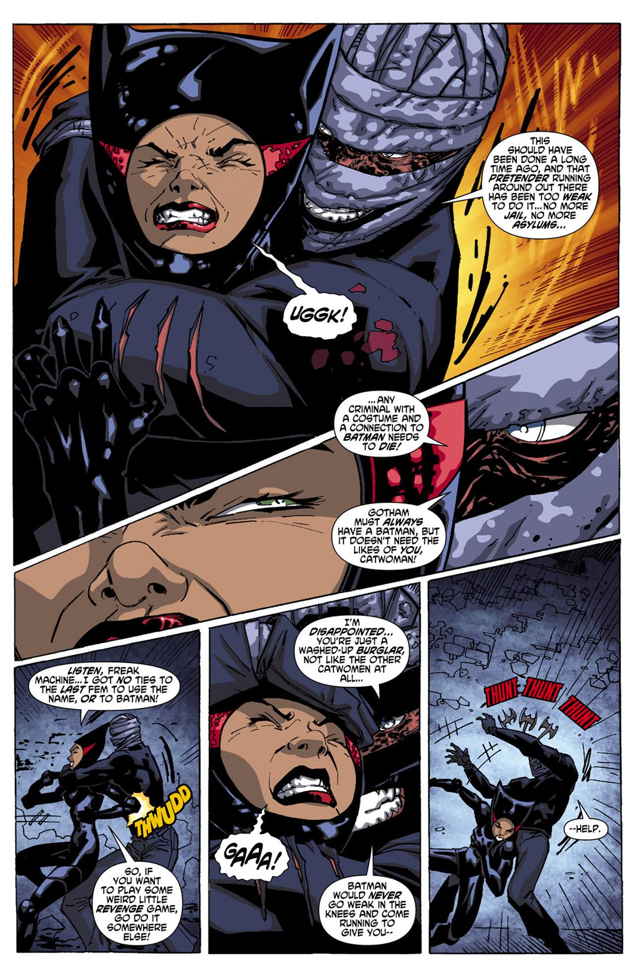 Batman Beyond (2010) Issue #4 #4 - English 2